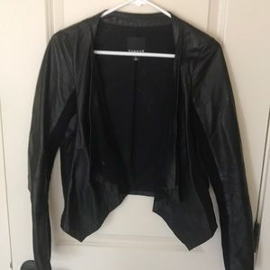 Genuine leather jacket made by Trouve